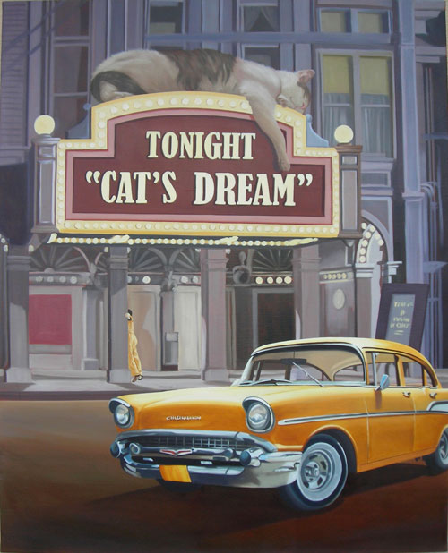 cats-dream
