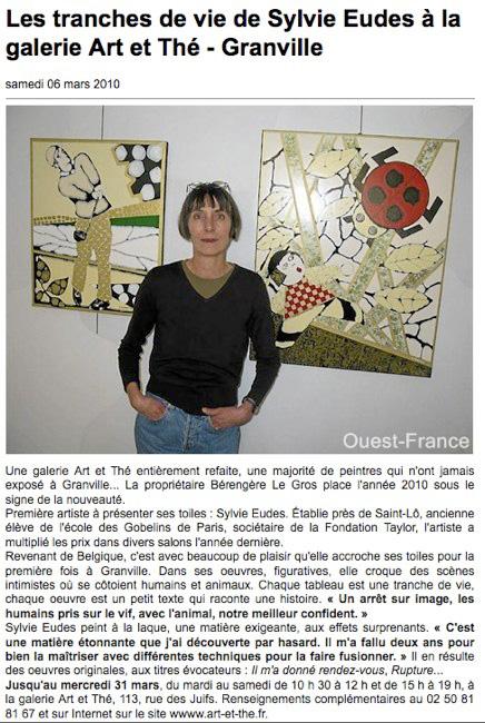 ouest-francefr-les-tranches-de-vie-de-sylvie-eudes-a-la-galerie-art-et-the-granville-06_03_2010