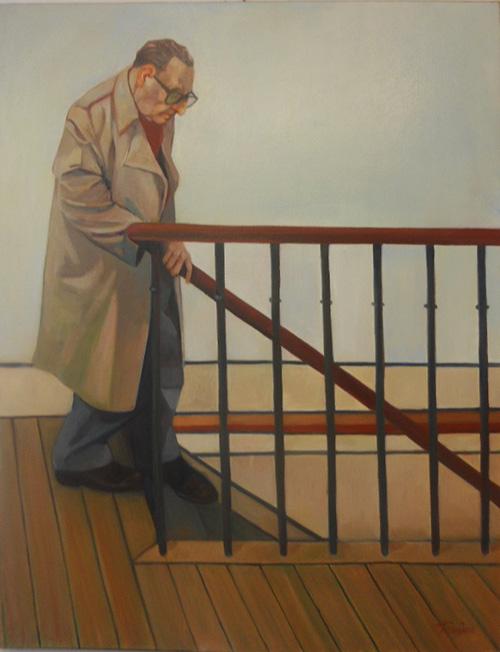 l'escalier-