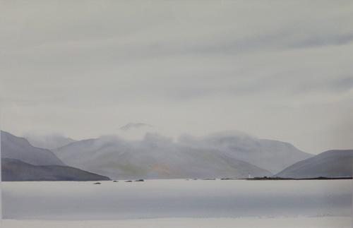 Norvège-fjord98x70cm