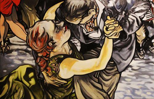 tango 70X100 1200€